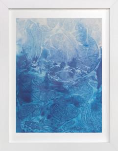 Magnificent Glacier Art Print