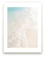 Turquoise Tide by Kamala Nahas