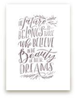 The Beauty of Dreams by Grace Kreinbrink