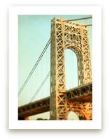 Bridges Of New York #9 by ALICIA BOCK