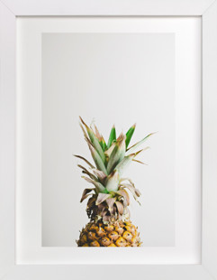 Pining for Pineapple Art Print