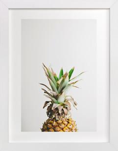 Pining for Pineapple Art Print