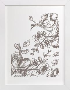 Botanical Sketch 2 Art Print