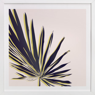 Palm Study #1 Art Print