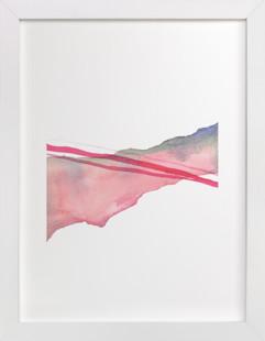 Wash 03 Art Print