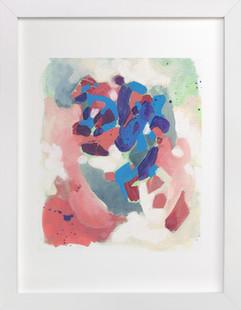 Debutante No 1 Art Print