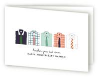 Those Stylish Men Anniversary Greeting Cards