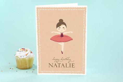 Diary of Jane Kid's Birthday Greeting Cards