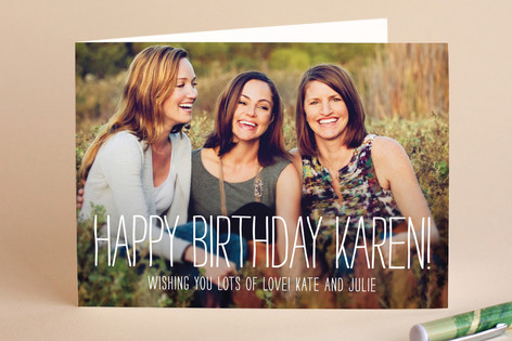 Happiest Home Style Birthday Greeting Cards