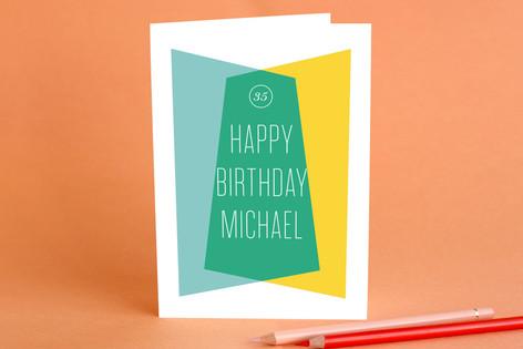 Shindig Birthday Greeting Cards