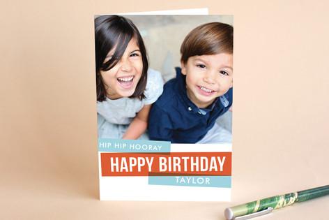 Bold Birthday Birthday Greeting Cards