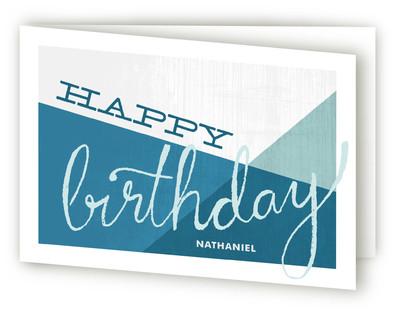 Swanky Birthday Greeting Cards