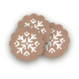 Snowflake Squares by Kelly Nasuta