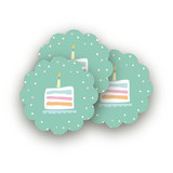 Birthday Icons by Jennifer Wick