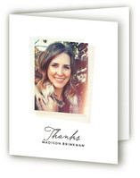 Instant Film Graduation Thank You Cards