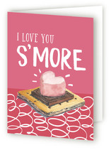 I love you S'MORE by Novel Paper
