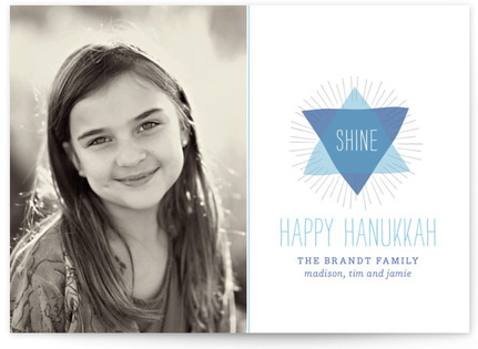 Krafty Star Hanukkah Cards