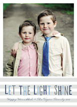 Light Shine Hanukkah Cards