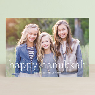Happy Everything Hanukkah Cards
