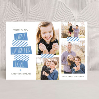 Stacked Hanukkah Cards