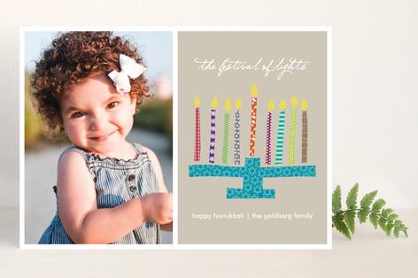 Festival of Lights Hanukkah Cards