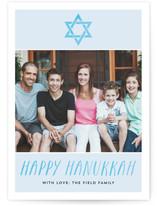 Hanukkah Watercolor