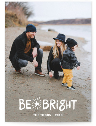 Be Brighter Hanukkah Cards
