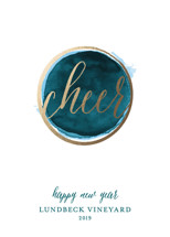 Modern Cheer Business Holiday Cards