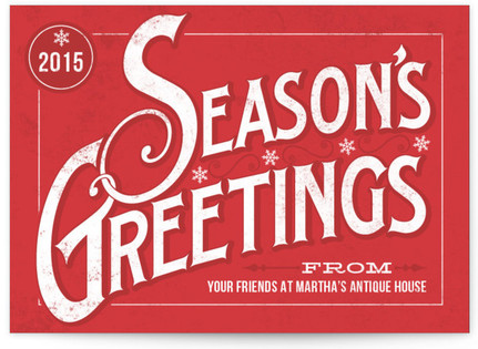 Classic Greetings Business Holiday Cards