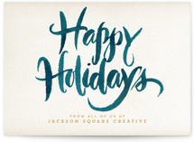 Watercolor Holiday by Laura Bolter Design