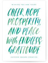 Statement by Hooray Creative