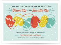 Team Up And Bundle Up