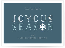 Joyous Season by Kimberly FitzSimons