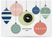 Retro Deck the Halls by Jessica Booth