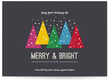 Merry Bright Trees