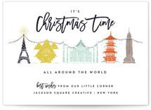 Christmas Time All Around the World