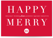 Happy merry by Stacey Meacham