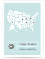 Christmas Map
