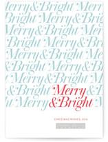 Merry & Bright Holiday by Ann Gardner