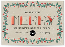Happy Merry to You