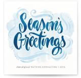 Festive Season's Greeti... by Laura Bolter Design