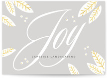 Boundless Joy Business Holiday Cards