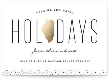 Midwest Greetings Business Holiday Cards