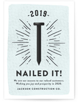 Nailed It by J. Dario Design Co.