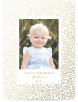Gilded Leaf by Fine and Dandy Paperie