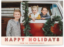 Holiday Celebration by Vine and Thistle