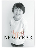 A Happiest New Year by Push Papers