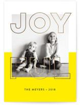 joyful minimalist