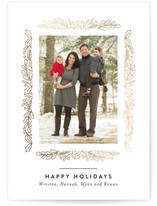 Classic Holiday Frame
