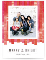 Merry Streamers by Paper Dahlia